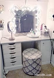 Diy Vanity Table Ikea by Best 25 Corner Vanity Table Ideas On Pinterest Corner Vanity