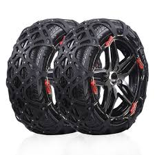 Snow Chains Car Tyre Snow Chain For Tyre Model 175/65r14 175/70r14 ...