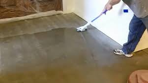 Concrete Floor Ideas Diy