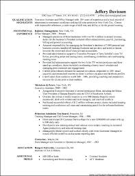 Office Administrator Resume Examples Useful Materials For Church