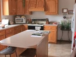 kitchen wall colors with light oak cabinets smith design
