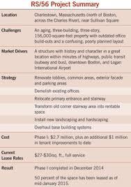 revitalizing a boston area multitenant office building naiop