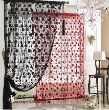 rideau separateur de 280 cm 280 cm cercle rideau panneau de chaîne rideaux