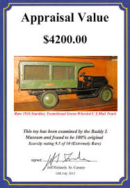 Buying Antique Buddy L Trucks Any Condition Free Appraisals 1920s Pressed Steel Fire Truck By Buddy L For Sale At 1stdibs Toy 1 Listing Express Line Cottone Auctions American 1960s Vintage Texaco Large Oil Tanker Tank 102513 Sold 3335 Free Antique Price Guide Americana Pinterest Items Ice Toys For Icecream Junked Vintage Buddy Coca Cola Cab 12 Pack Empty Bottles Crates Sold
