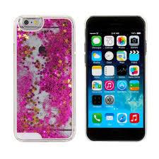 Falling Stars Liquid Glitter 3D Bling case cover for iPhone 5 5s