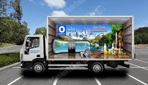 Truck Design - Truck, Van, Car, Wraps Graphic Design, 3D Design ...