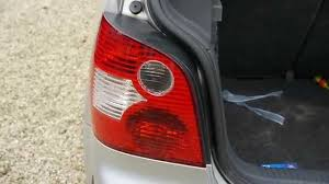how to change the rear bulb on a vw polo
