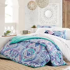 kaleidoscope comforter sham pbteen