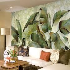 benutzerdefinierte mural tapete südostasiatischen tropical