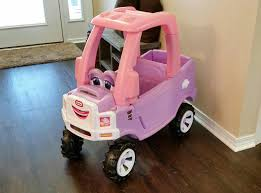 100 Little Tikes Princess Cozy Truck Find More Coupe For Sale At Up To