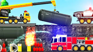 CITY RESCUE : CONSTRUCTION WORLD | Fire Truck, Crane, Police Car ... Fire Car Cartoon For Children Fire Trucks Cartoons Children Truck Police Cars Bike And Ambulance In Car Wash Garage Kids Ambulance Truck Kids Ertl Fireman Sam Toy Youtube Volunteer Engines Responding To Pike Creek Barn 912 Siren Sound Effect Gta V Rescue Lafd Pierce Time To Fight A Counting Firetrucks Teach Toddler Lego Compilation Playing With City Station Learn Heavy Cstruction Vehicles Diggers Blippi