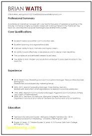 Interests On A Resume Curriculum Vitae Sample