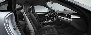 Interior Komfort 911 Turbo Dr Ing h c F Porsche AG