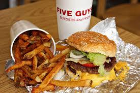 Murray Pumpkin Patch Bakersfield Ca by Five Guys Restaurant On The Menu For San Luis Obispo Ksby Com
