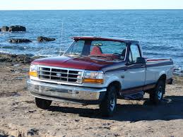 1996 Ford F-150 2 Dr XL 4WD Standard Cab LB I Want!!!! | My Love ...