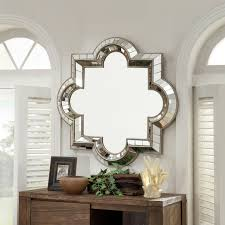 Decorating Ideas For Hallways Needs Large Wall Mirror