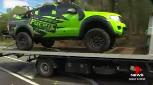 100 Australian Pickup Truck Cops Are Seizing Illegally Lifted S As Part