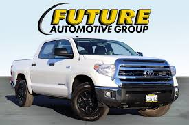 Pre-Owned 2016 Toyota Tundra 4WD Truck 4wd Sr5 4WD