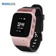 100 Where Is Dhgate Located Wonlex High Quality Kids Elderly Watch Phone SOS LBSWIFI