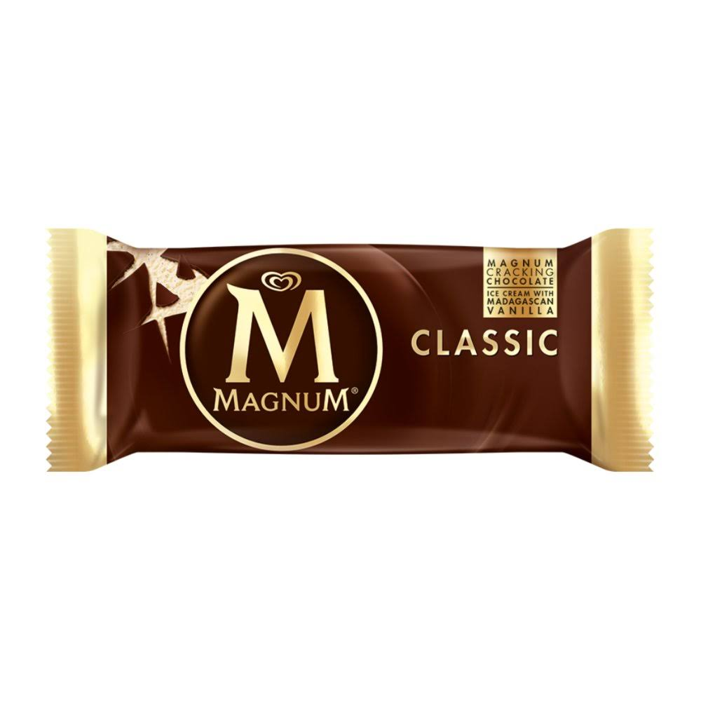 Magnum Chocolate Ice Cream - 110ml