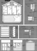 Free 8x8 Shed Plans Pdf by 25 Unique 8x8 Shed Ideas On Pinterest Utility Sheds 6x8 Shed