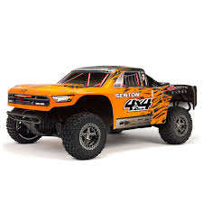 100 Ebay Rc Truck Details About Arrma RC Senton 3S 4x4 110th RTR Brushless RTR Short Course ARA102721T2