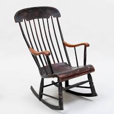 American Stenciled Rocking Chair By Stair - 1446772 | Bidsquare Ancestral Rocking Chair Gio Ebony Antique Rocking Chair Sold The Savoy Flea With Sewing Drawer Collectors Weekly How To Update A Pair Of Wornout Chairs Hgtv A Country Sheraton Youth Sized Thumb Back Rocker 19th Century For Safavieh Alexei Natural Brown Acacia Wood Patio Windsor Kitchen Stripe Caning Seat Weaving Handbook Illustrated Wooden Stock Photos Upholstered Redo Prodigal Pieces