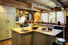 Luxury Kitchen Island Chandelier Lighting Farmhouse Kitchens Balance Rustic Style With Modern Function