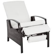 Outsunny Brown/White Outdoor Rattan Wicker Recliner Chair Amazoncom Valita Outdoor Black Rattan Lounge 2 Piece 53 Resin Wicker Recliner Spray Pating Plastic Garden Chairs Seating Allibert Kensington Club 110cm Table Grey With 4 Recling Ding Armchairs Costway 6piece Patio Fniture Set Sectional Sofa Couch Yard Wblack Cushion Gorgeous Chairs Room Bedroom Target Sundeck Sjlland Table4 Recling Outdoor Dark Grey Frsnduvholmen Red And Tags High Top Pe Chaise Chair Beach Pool Adjustable Backrest Recliners Olive Green Moltes Seater Exists In 3 Colours Amusing Wooden Side