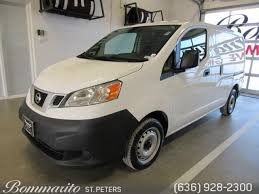 2013 Nissan NV 200 S Gasoline Van FWD