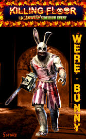 killing floor scrake only mutator we want easter egg event fo killing floor tripwire interactive