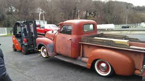 100 1950 Chevrolet Truck Chevy Arrives In FRANCE Classic Parts Talk