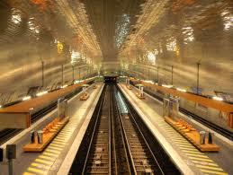 metro denis porte de porte de charenton métro