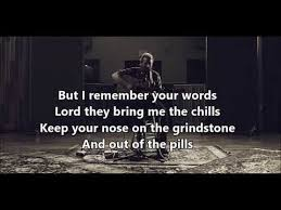 Nose On The Grindstone LYRICS Tyler Childers