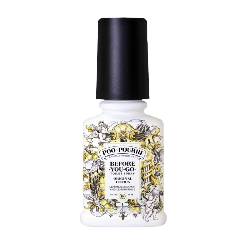 Poo Pourri Before You Go Tiolet Spray - Citrus