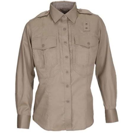 5.11 Tactical Women's Long Sleeve B Class Twill PDU Shirt