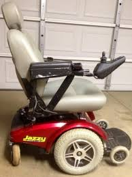 jazzy select 14xl power chair