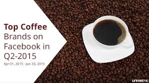 Br Top Coffee Brands On Facebook In Q2 2015 Apr 01