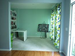 curtains color combination with light green wall what color