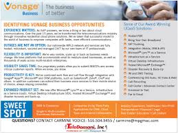Vonage Business Opportunities! - TeleDomani Hosted Voip Integration With Salesforce Vonage Vs Magicjack Top10voiplist Small Business Voip Phone Systems Plans Reviews Big Cmerge Best 2018 Pricing Demos Our Story Youtube Review Top Services Vonage Business Your Complete Solution Start A Call Center Or Contact Skype And End User Demo How Switching To Can Save You Money Pcworld To Set Up Tree Rings Up Atlanta Expansion Chronicle
