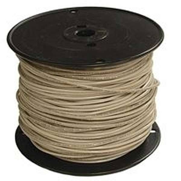Southwire Cerro THHN Single Building Wire - White, 14-Gauge, 500'