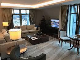 wohnzimmer der suite picture of capella breidenbacher hof