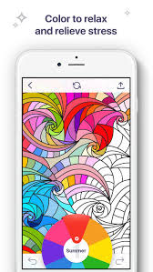Ingenious Coloring Book App For Me