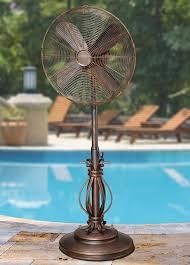 dbf1080 prestigious outdoor patio fan floor standing outdoor fan