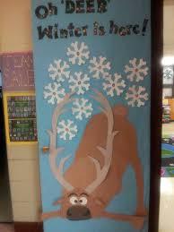 Classroom Door Christmas Decorations Pinterest by 87 Best Christmas Classroom Door Decoration Images On Pinterest