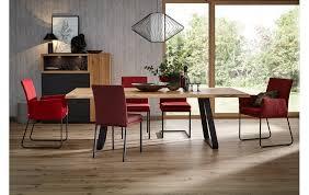 stuhl saragossa polyester ohne armlehne rot 100000 13