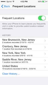 How to view Google Apple Maps location history on your iPhone
