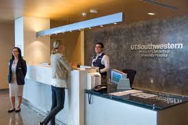 Front Desk Receptionist Jobs In Dallas Tx by Guest Services Ut Southwestern Dallas Texas