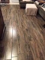 shop gbi tile stone inc madeira oak ceramic floor tile common
