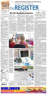 Minges Pumpkin Festival 2014 by The Dearborn County Register 9 26 13 By Denise Freitag Burdette